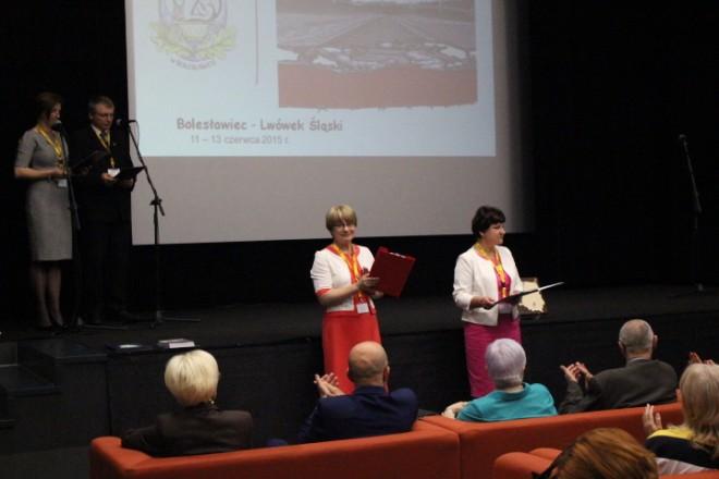 Maria Subik i Małgorzata Grębowicz