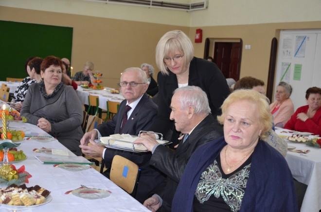 Wacława Olszewska, Anna Jakucewicz, Henryk Ćwikowski i Jerzy Sienkiewicz