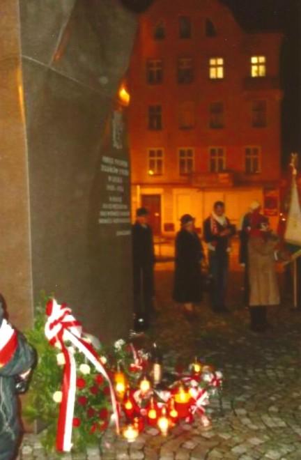 Pomnik Zesłańców Sybiru w Legnicy