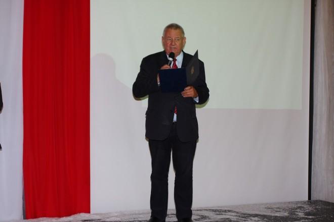 Prezes Kordian Borejko