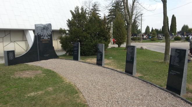 Memoriał Sybiraków i Płocczan Pomordowanych na Wschodzie w Płocku