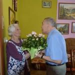 Spotkanie z Sybiraczką w Bachowie