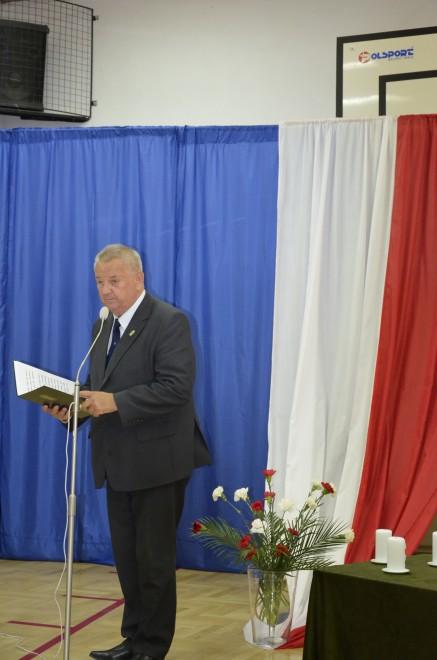 Prezes Zarządu Głównego Kordian Borejko