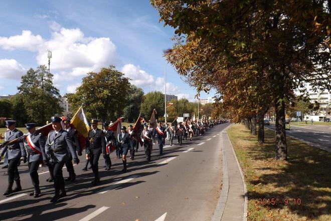 XV Marsz Żywej Pamięci