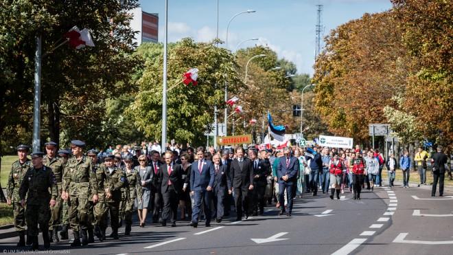 XV Marsz Żywej Pamięci Polskiego Sybiru w Białymstoku