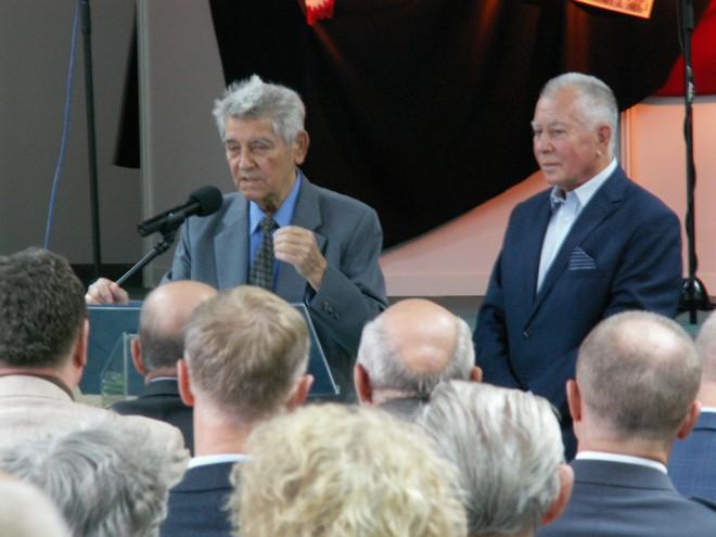 Józef Pysz i Eugeniusz Osika