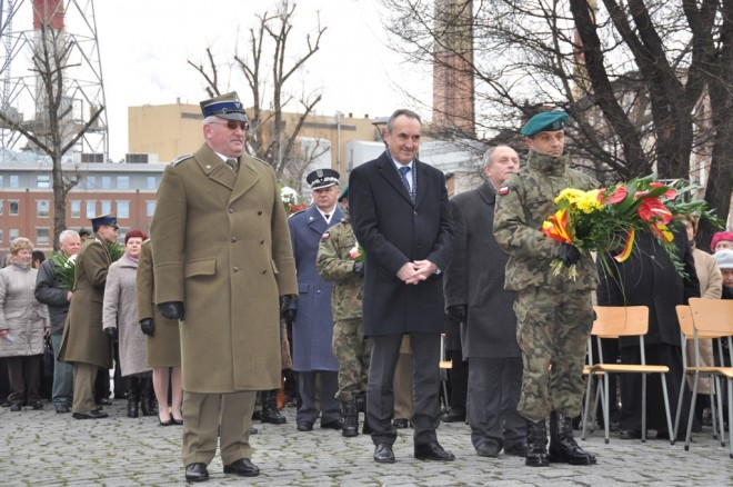 Wiceprezydent Wrocławia Wojciech Adamski