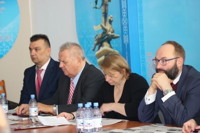 Radosław Gruk, Kordian Borejko, Magdalena Merta, Andrzej Papierz