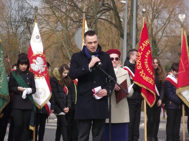 Dyrektor Gabinetu Marszałka Woj. Zachodniopomorskiego Krzysztof Barczyk